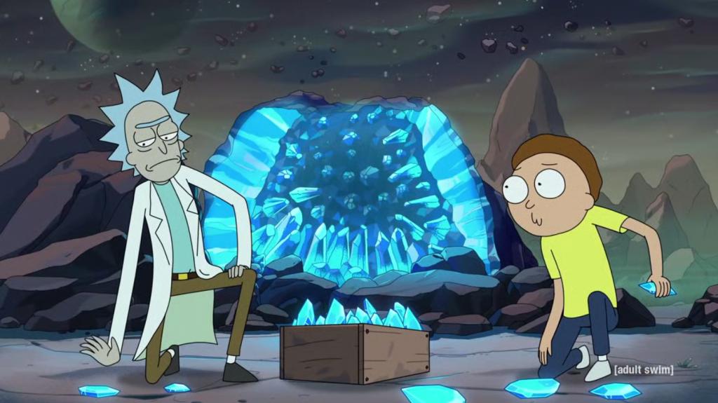 Rick & Morty S4E1